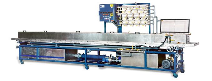 Plastic Extrusion Vacuum Calibration Pipe Calibration